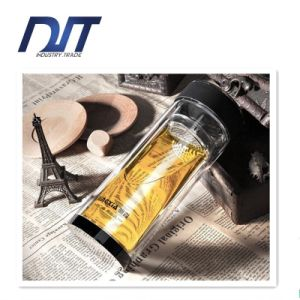 Clear Mineral Water Glass Bottle High Temperature Resistant Seal pictures & photos