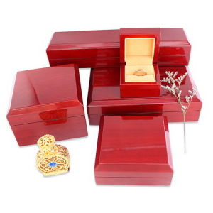 2015 Fashion Luxury Wooden Jewelry Box (WO-35)