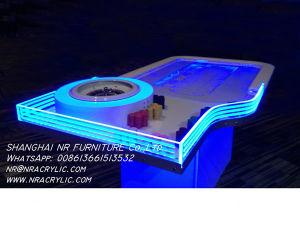 LED Roulette Table