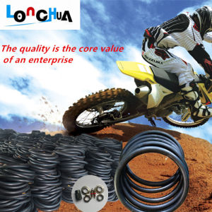 Butyl Rubber Motorcycle Inner Tube for Nigeria Market (500-10) pictures & photos