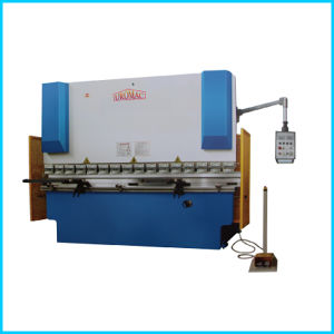 CNC Hydraulic Press Brake Metal Plate Bending Machine