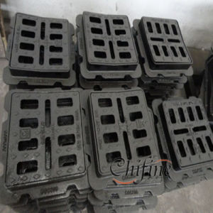 Ductile Cast Iron Drainage Gully Channel Grating pictures & photos