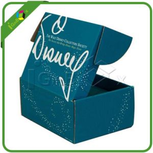 Custom Printed Carton Box Packing for Shoe pictures & photos