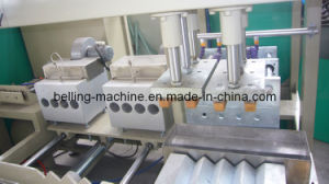 Four Pipe PVC Socketing Machine pictures & photos