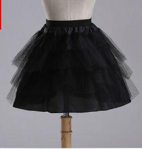 Short Hot Sale Wedding Petticoat (P-005) pictures & photos