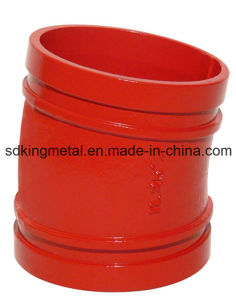Ductile Iron Threaded NPT 11.25 Degree Elbow pictures & photos