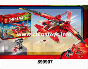 Hot Selling Plastic Toys Building Block (899907) pictures & photos