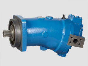Hydraulic Motor Variable Piston Motor pictures & photos