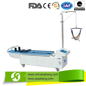 Ce Certification High Quality Lumbar Traction Bed pictures & photos