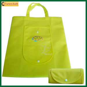 Customized Printed Non Woven Tote Folding Bag (TP-FB099) pictures & photos