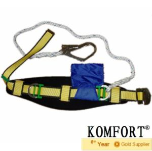 Industrial Lineman Working Safety Waist Belt with Tool Bag (JMC-315C) pictures & photos