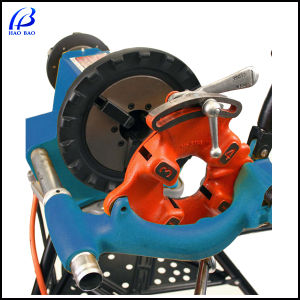 """CE Approved 1/2""""-2"""" Automatic Pipe Threading Machine (HT50D) pictures & photos"""