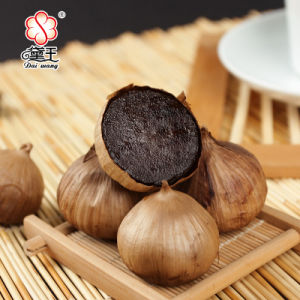 Good Taste Fermented Single Black Garlic (500g/can) pictures & photos