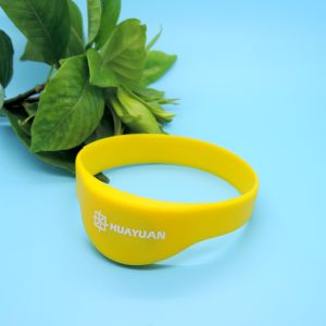 Silicone I CODE SLI RFID Smart Wristband Bracelet for fitness pictures & photos