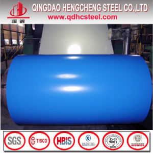 ASTM A653m PPGI Prepainted Color Coated Steel Coil pictures & photos