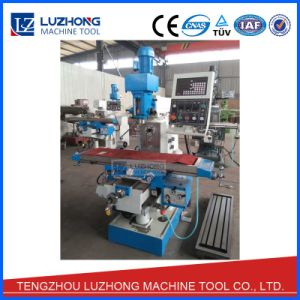 Universal Drill and Milling Machine for Sale (Drilling Milling Machinery ZX6350ZA) pictures & photos