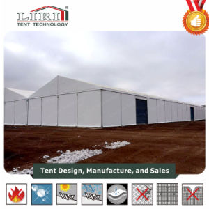 20X50m Large Alumium Structure Storage Tent with ABS/ Sandwich Solid Wall pictures & photos