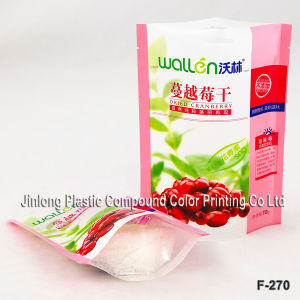 Clear Stand up Food Packaging Bag pictures & photos
