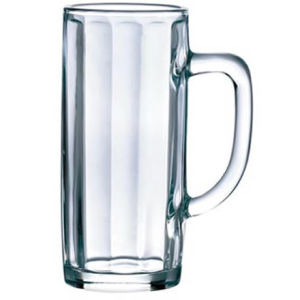 630ml Beer Mug / Beer Glass with Handle pictures & photos