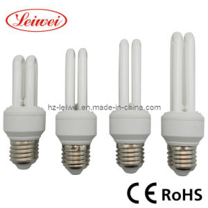 2U 5W, 2U 7W 11W Energy Saving Lamp pictures & photos