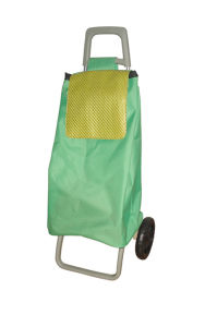 Green Color Shopping Trolley Bag Yx-101