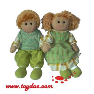 Plush Soft Color Cloth Doll pictures & photos
