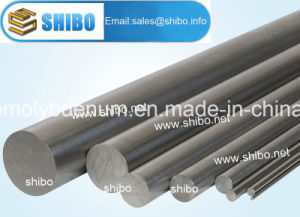 99.97% Pure Polished Molybdenum Rods for Vacuum Furnace pictures & photos