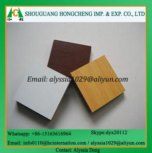 Building Material Plain MDF for Decoration pictures & photos