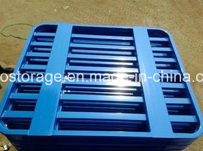 Warehouse Storage Heavy Duty Double Side Steel Pallet pictures & photos