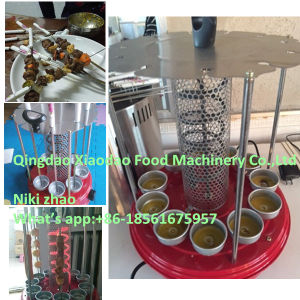 Automatic Rotating Grill Machine/Electric Rotating Grill Machine pictures & photos