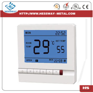 Single Temperature Single Control 7 Day Programmable Thermostats pictures & photos