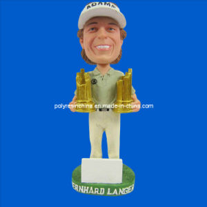 Resin Bobble Head of Sporting Bobblehead Figure Crafts pictures & photos