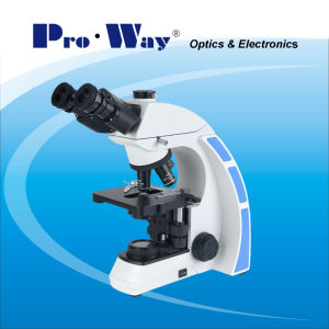 Professional LED Seidentopf Trinocular Biological Microscope for Laboratory (XSZ-PW208T) pictures & photos