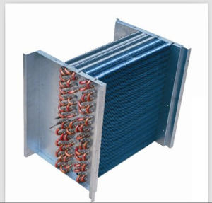 Copper Tube Aluminium Fin Condenser/ Heat Exchanger pictures & photos