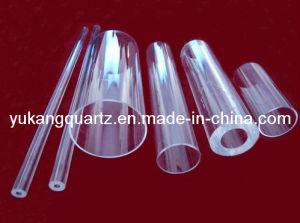 Transparent Quartz Tube pictures & photos