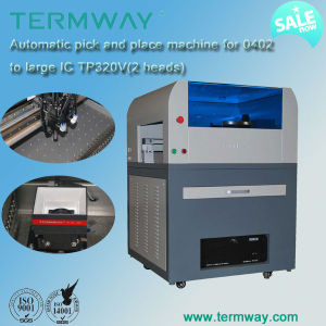 Small Size High-Precision Pick and Place Machine Tp320V pictures & photos