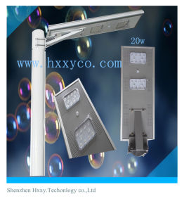 2015 Integrated Solar Street Light (60W) pictures & photos
