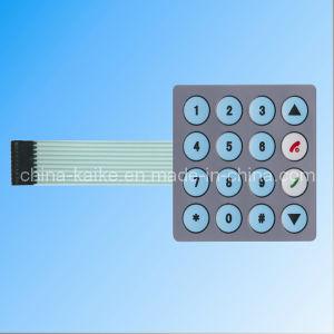 Push Button Membrane Switch (KK) pictures & photos