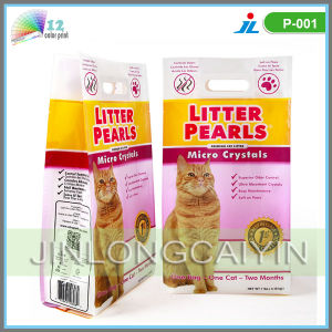 Quad-Seal Cat Litter with Hanger Hole pictures & photos