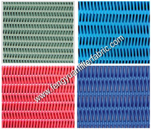 Spiral Mesh Fabric pictures & photos