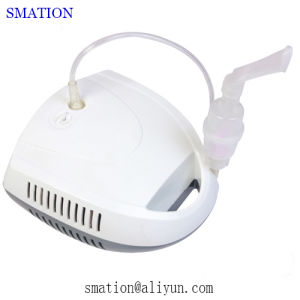Cheap 220V Electric Medical Equipment Piston Pocket Portable Compressor Nebulizer pictures & photos