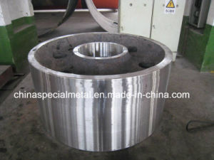 Steel Casted Riding Wheel for Rotary Kiln