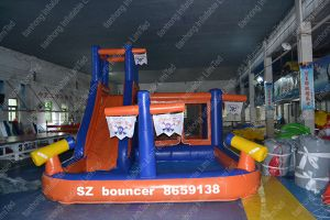 Inflatable Slide Inflatable Water Slide. Water Park. Water Pool Slide pictures & photos