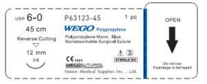 High Quality Polypropylene Surgical Sutures pictures & photos
