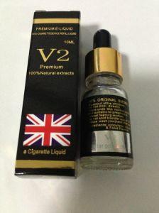 2014 Wholesale Premium UK V2 E Liquid with Best Taste