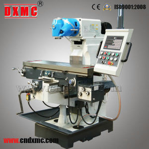 China High Precision Universal Milling Machine Xq6232A with Ce
