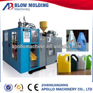 China 1 Litre Plastic Oil Bottle Making Machine pictures & photos