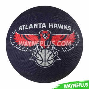 School Kids Basketball Wholesale Rubber Basketball
