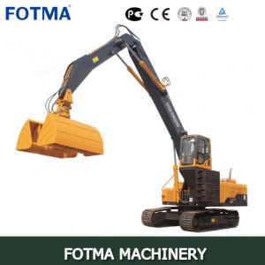 Fmdg600 19 Meter Boom Crawler Material Handler for Steel Scrap pictures & photos