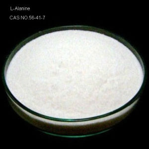 Amino Acid: L-Alanine/CAS No. 56-41-7 pictures & photos